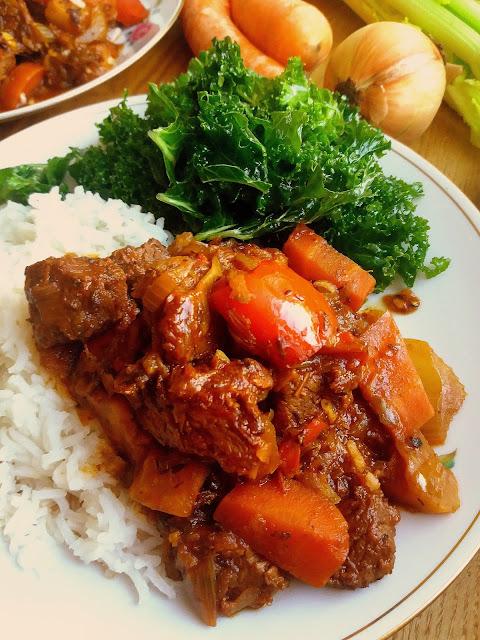 Gulasz wołowy / Beef Stew