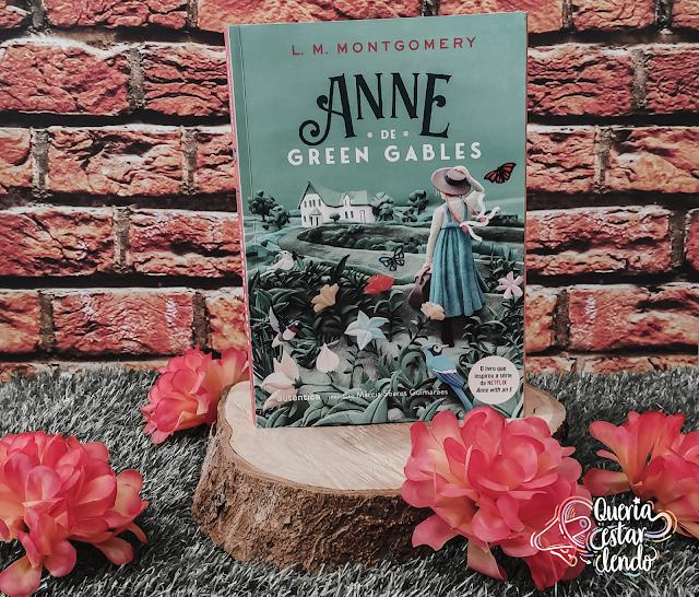Li até a página 100 e... #112 - Anne de Green Gables