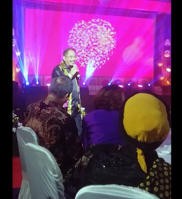 Arief Yahya selaku Menteri Pariwisata
