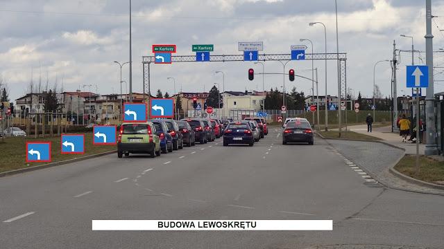 Gdańsk - Południe: lepszy i szybszy wyjazd z al. Havla – budowa lewoskrętu w kierunku obwodnicy. - Czytaj więcej »