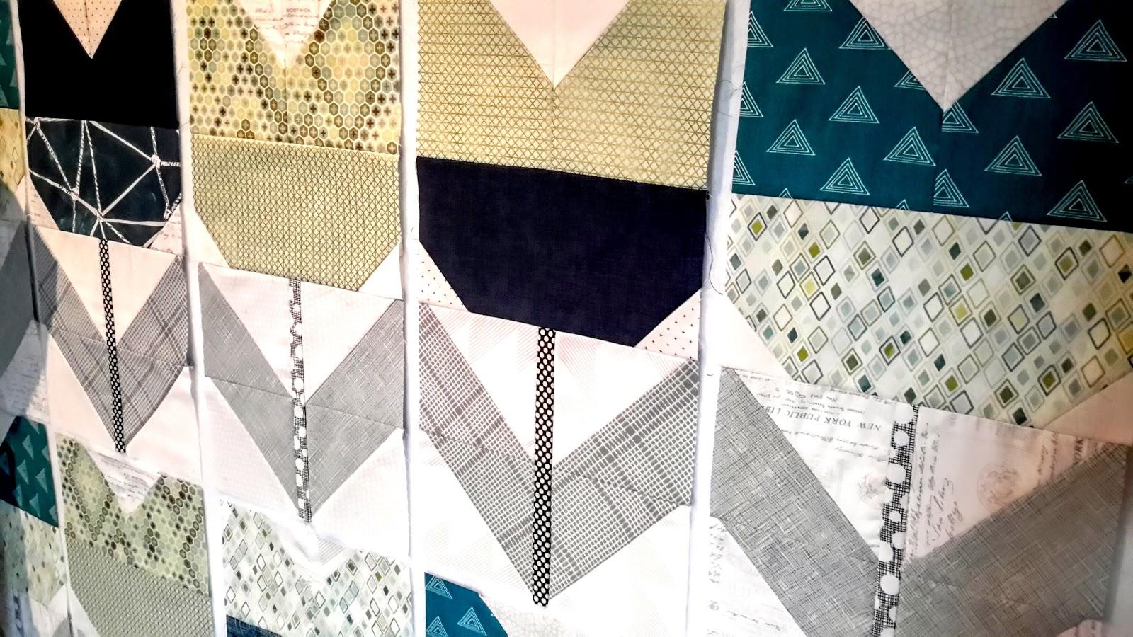Modern Cologne Quilter: Moderne Quilts - Was ist das?