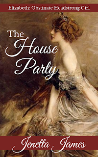 The House Party short story by Jenetta James