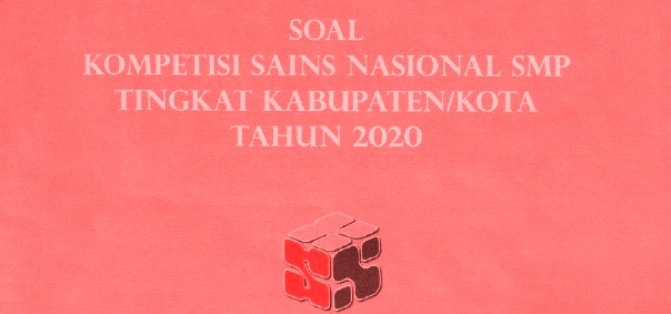 Soal KSN IPA SMP 2020