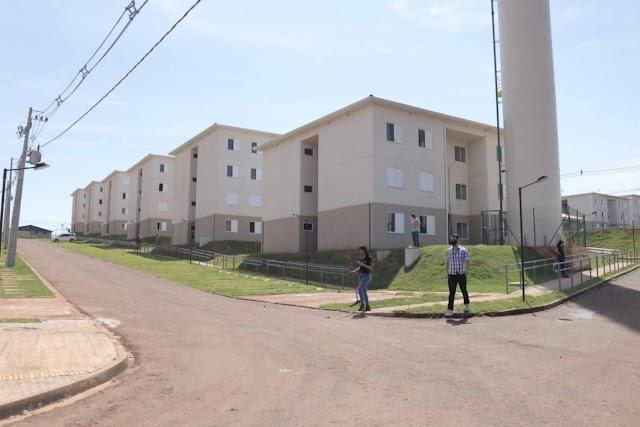 Caixa e Prefeitura podem retomar moradias sociais vendidas em Foz