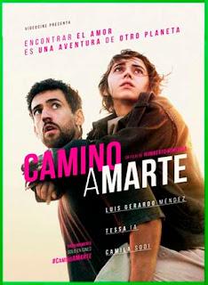 Camino a Marte (2017) | DVDRip Latino HD GDrive 1 Link