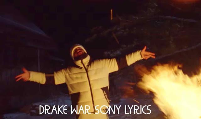 Drake - War lyrics 2019