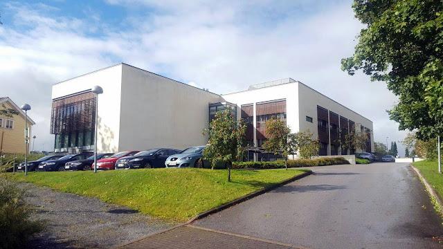 Ylöjärven kaupungintalo