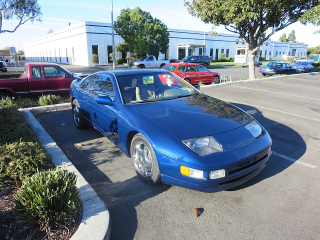 300ZX Collision repairs at Almost Everything Auto Body