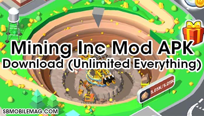Mining Inc Mod APK, Mining Inc Mod APK Download