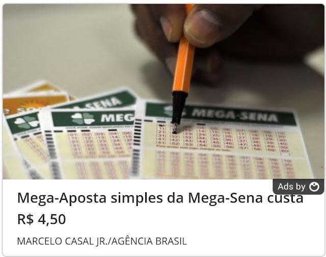 Mega-Sena acumulada pode pagar R$ 7 milhões neste sábado