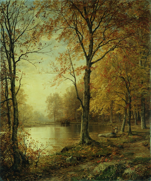19th Century American Paintings William Trost Richards