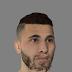 Kolašinac Sead Fifa 20 to 16 face