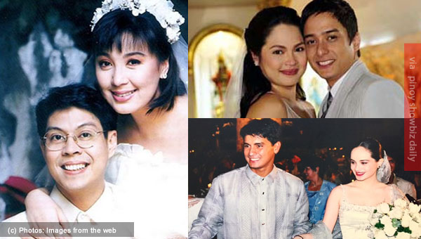 Three showbiz couples who celebrated their wedding anniversary on April 28