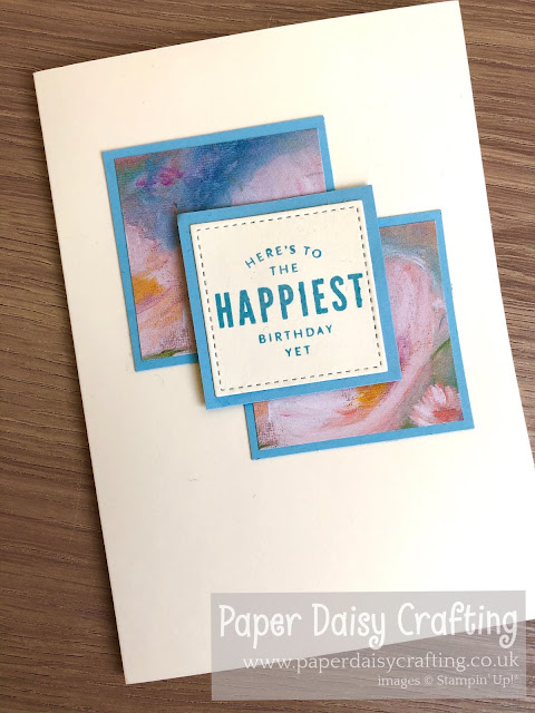 Lots of Happy Stampin' Up! Paper Daisy Crafting Perennial Essence