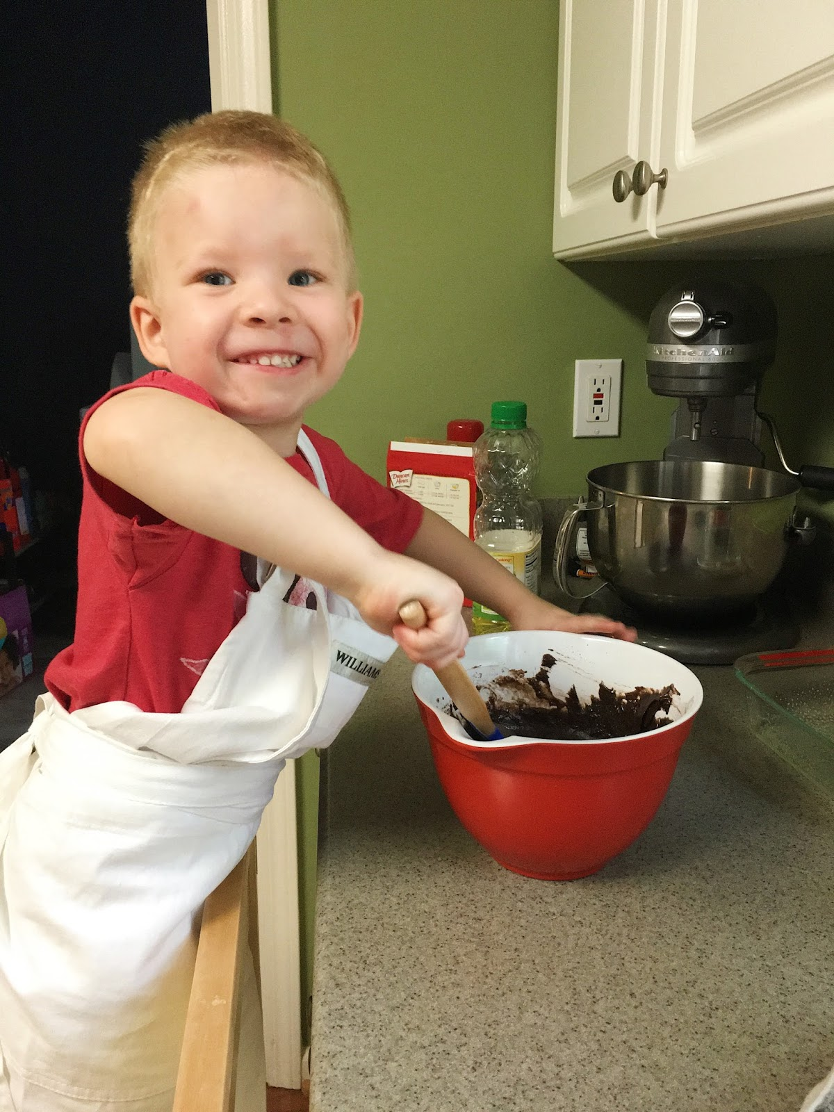 Everyday Thoughts: A Parent's Guide to Cooking with Kids