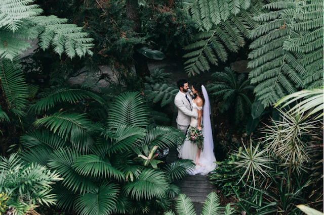 El Yunque Rain Forest wedding