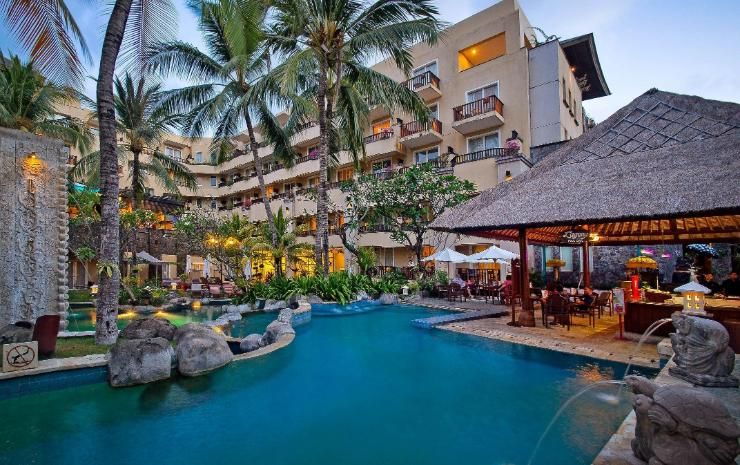 Hotel Bintang 5 di Bali - Kuta Paradiso Hotel