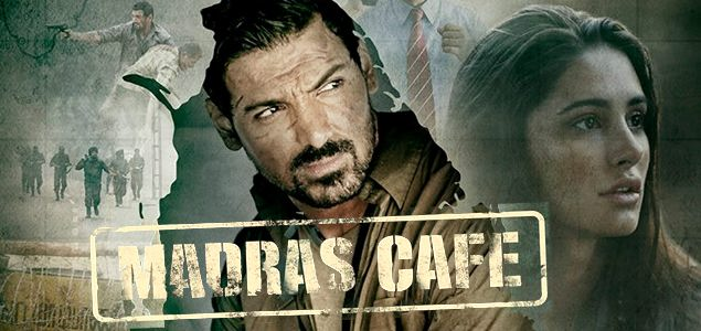 Madras Cafe 2013 Full Movie Download 720p BRRip 1.5GB