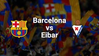 مشاهدة مباراة برشلونة وايبار بث مباشر بتاريخ 13-01-2019 الدوري الاسباني