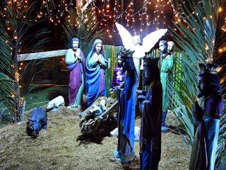 A magia do Natal na Praça dos Tanoeiros