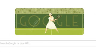 Fakta Tentang Penghormatan Google Kepada Suzanne Lenglen