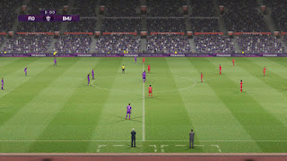 PES 2020 Scoreboard for pes 2013