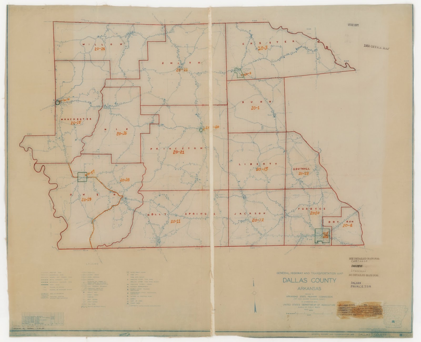Arkansas Roots The Stories Of My Family - Arkansas highway map