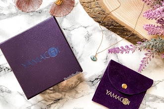 Yamachi Gold - Zerafetin Adı - Özel Tasarım  Gümüş Kolye
