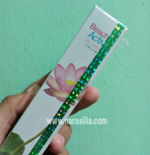 Review Gizi Beauty Active Lotus Essence Untuk Kulit BerJerawat