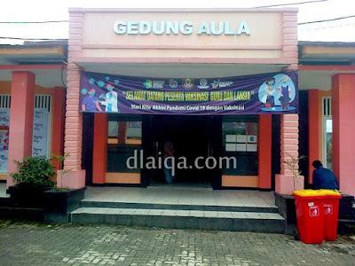 Gedung Aula Poltekkes Lampung