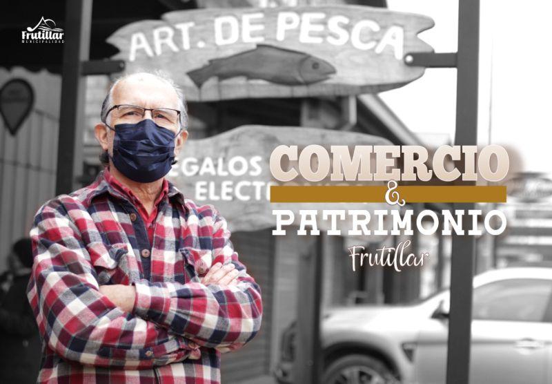 Rescatan patrimonio del comercio de Frutillar por medio de cápsulas audiovisuales