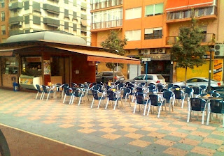 Terraza en Kiosco Fermín