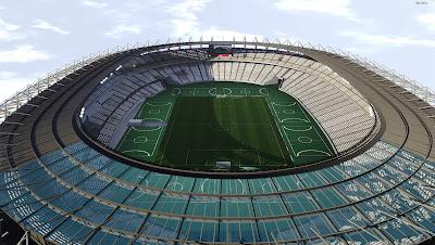 PES 2021 Ajinomoto Stadium