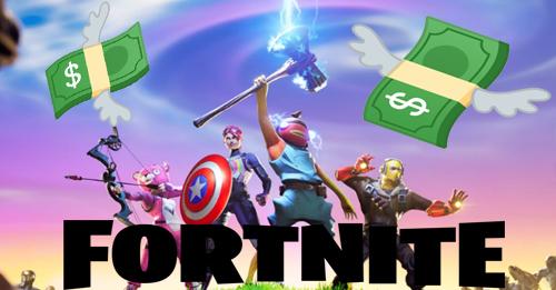 جائزة بقيمة 30 مليون دولار من لعبة فورت نايت للفائز ضمن مسابقة fortnite world cup
