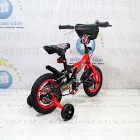 12in United Shark Kids Bike
