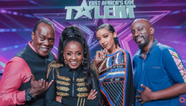'East Africa's Got Talent' Judges