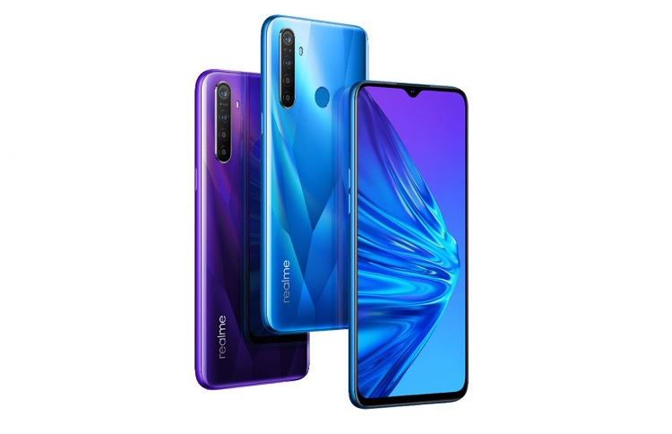 Realme 5 with Quad Cam and 5,000mAh Battery Lands in PH