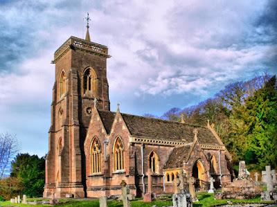 Scandal rocks village church