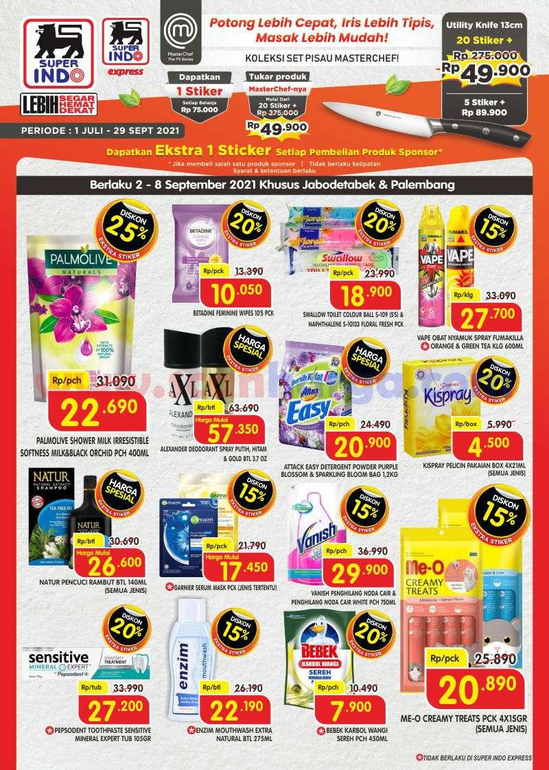 Katalog Superindo Promo Terbaru 2 - 8 September 2021 11