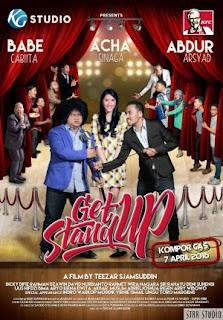 Download Film Get Up Stand Up (2015) WEB-Dl
