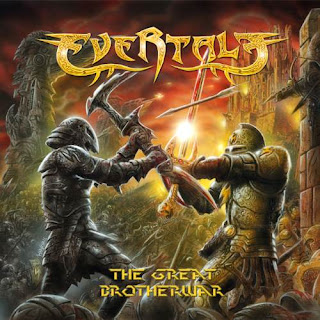 "Evertale - ""Chapter 666"" (video) from the album ""The Great Brotherwar"""