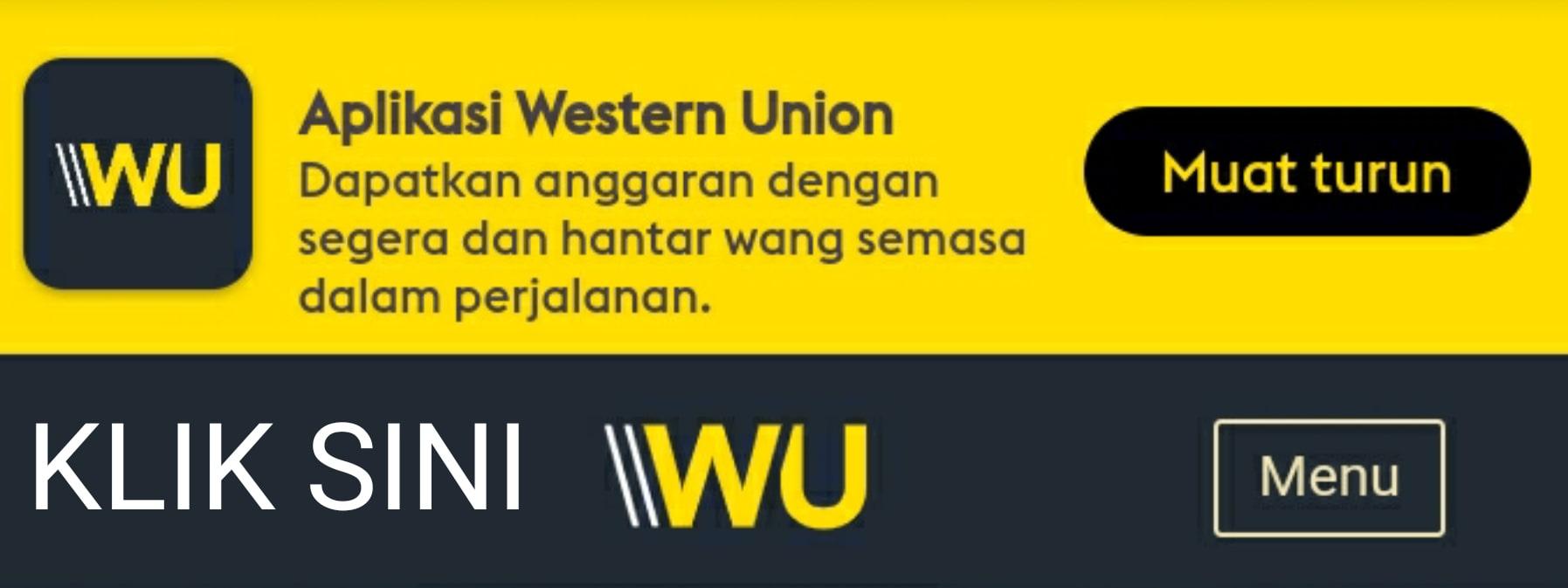 Western union kirim wang ke indonesia