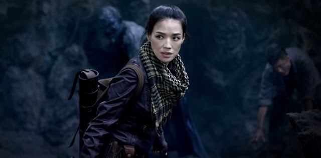 Mojin - The Last Legend Review, movie review, Shu Qi, Angelababy, Aloys Chen Kun, Huang Bo, Zhang Muye, The Ghost Blows Out the Light, The Ghouls