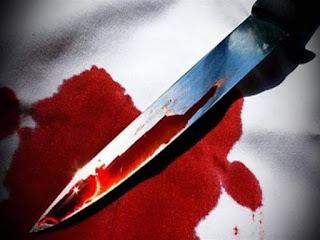 زوج  يطعن  زوج شقيقته بالسكين في مشاجرة مع زوجته