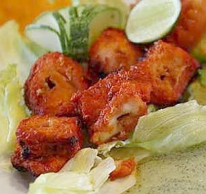 Fish tikka By Chef Shireen Anwer