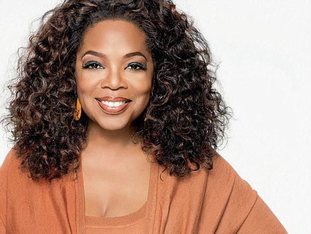 Oprah Winfrey, la artista mas rica del mundo
