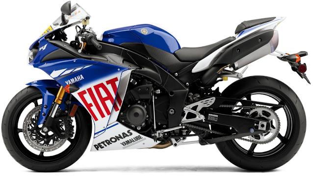 Yamaha YZF-R1 LE 2010
