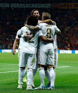 Crónica Galatasaray 0 Real Madrid 1: Paso de Gigantes en Europa