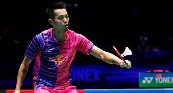 Perempat Final Tunggal Putra Badminton Olimpiade 2016