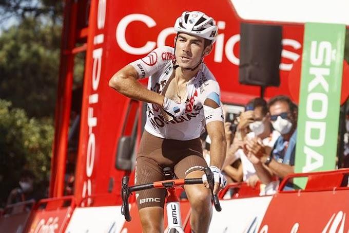 Vuelta a España 2021 - 20ª etapa clasificación
